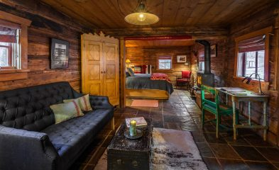 Bjorkmans Cabin