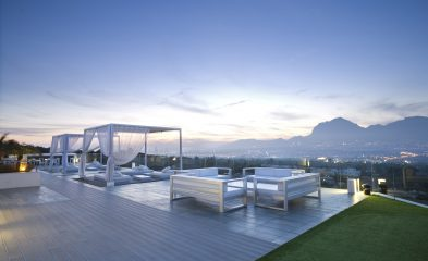 Exteriors -Sunset terrace_3