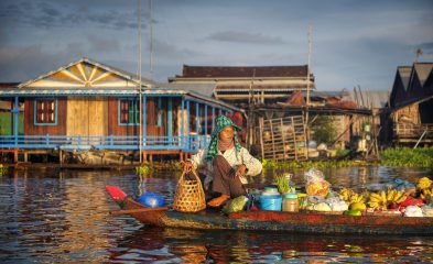 Floating village (2)
